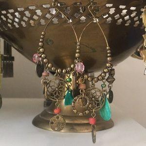 Jewelry - Antique Treasure Dangle Earrings